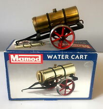 MAMOD LIVE STEAM WATER CART ~ VERY GOOD USED CONDITION IN ORIGINAL BOX