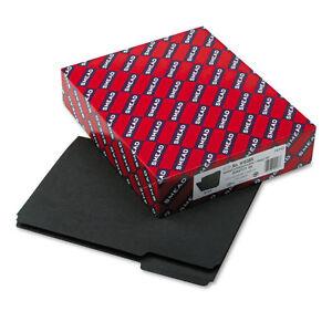 Smead-Interior-Archivadores-1-3-Corte-Superior-Tab-Letra-Negro-100-Caja