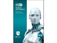 ESET NOD32 Antivirus 2015 for 1 PC / 2 Years