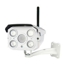 Wireless AP 4X Zoom Sony CMOS HD 1080P 2MP Outdoor IR Wifi IP Camera Audio