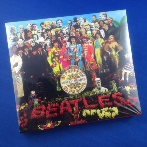 1 of 1 - THE BEATLES: Sgt Peppers (Mega Rare NEW 1987 Australian 1ST PRESSING CDP7464422)