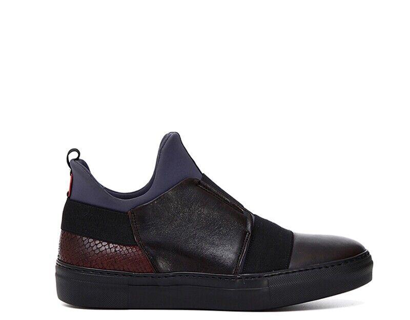 Zapatos CAFénegro hombres zapatillas trendy  negro Pelle naturale naturale naturale LPG216226 039f87