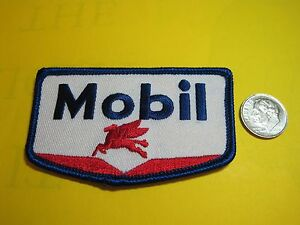 GULF OIL UNIFORM CLOTH PATCH CREST SIZE LOOK AND BUY!*