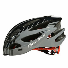 RockBros Helmet Road Bike MTB Cycling Helmet M/L 57cm-62cm Helmet New Black Gray