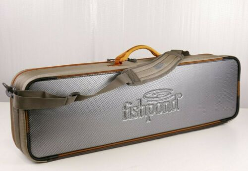 FREE SHIPPING! Granite Fishpond Dakota Carry On Rod and Reel Case Color