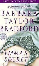 Emma's Secret by Barbara Taylor Bradford 2004, Cassettes (Audio, not computer
