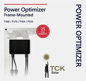Solaredge Power Optimisers: p320, p404, p505 for residential solar panel systems