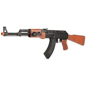 Details about UKARMS AK-47 SPRING AIRSOFT RIFLE GUN w/ LASER SIGHT 6mm BB  BBs