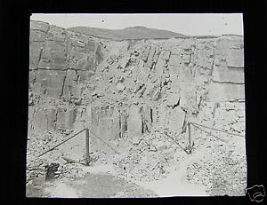 Glass Magic Lantern Slide LINE OF SMASH  CROWDEN C1900  GEOLOGY QUARRY - Cornwall, United Kingdom - Returns accepted Most purchases from business sellers are protected by the Consumer Contract Regulations 2013 which give you the right to cancel the purchase within 14 days after the day you receive the item. Find out more about - Cornwall, United Kingdom