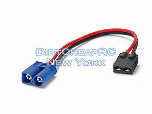 ID-Charger-Adapter-Traxxas-Female-to-EC5-EC-5-Male-TLR-LiPo-TRX-TRA2970-TRA2972