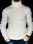 Lupetto-Uomo-Maglia-Manica-Lunga-Dolcevita-Sottogiacca-Collo-Alto-NUOVO-Colori miniature 1