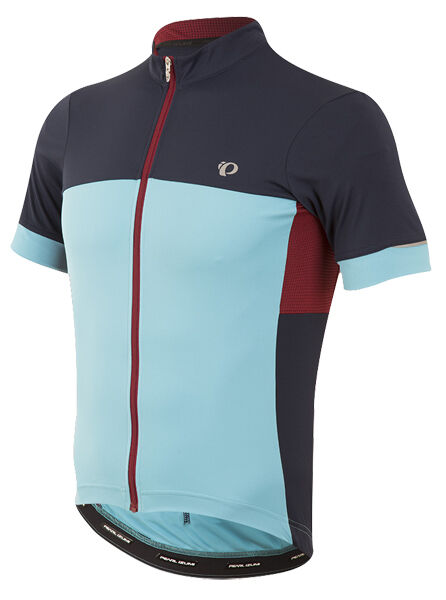 Pearl Izumi 2017 Elite Escape Bike Cycling Jersey Eclipse bluee bluee Mist - XL