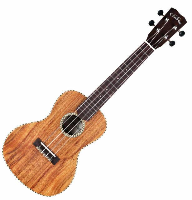 Ukuleles Cordoba Guitars 25c Concert Ukulele For Sale Online Ebay