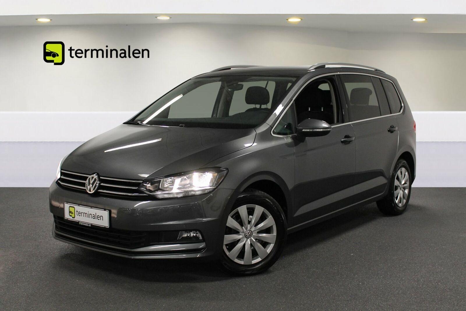 VW Touran 1,2 TSi 110 Comfortline 7prs 5d - 269.800 kr.