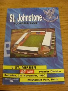 03-11-1990-St-Johnstone-v-St-Mirren-the-item-is-in-good-very-good-condition-wi