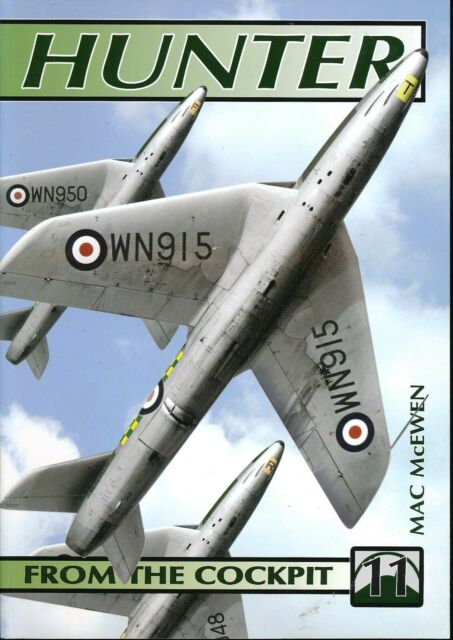 Hunter : From the Cockpit 11 (Ad Hoc Publications) - New Copy