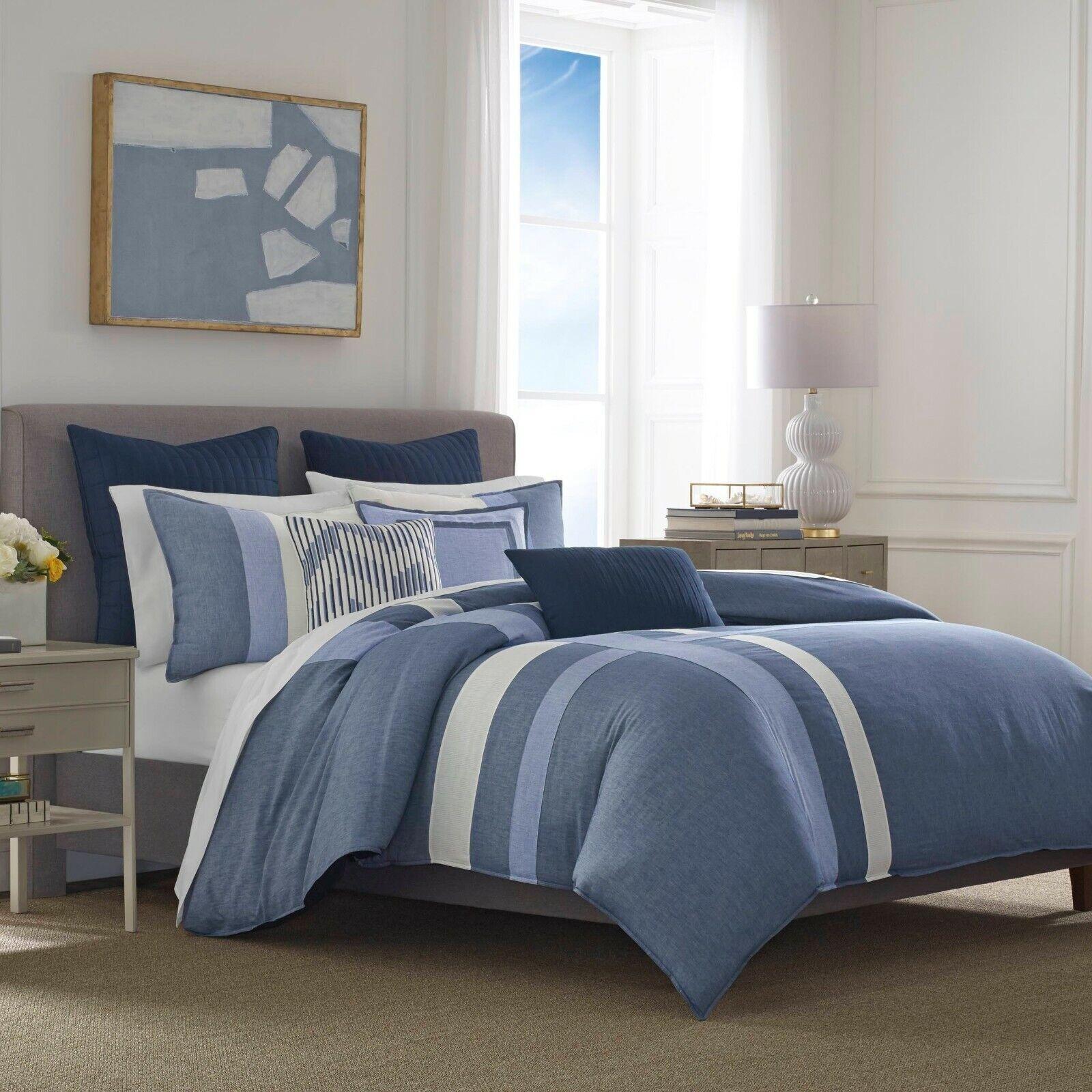 Nautica Waterbury 3 Piece king Comforter Set