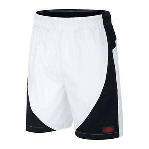 22927e324de 2017 Nike Air Jordan Blue Label Muscle Shorts SZ 2XL Black White Red ...
