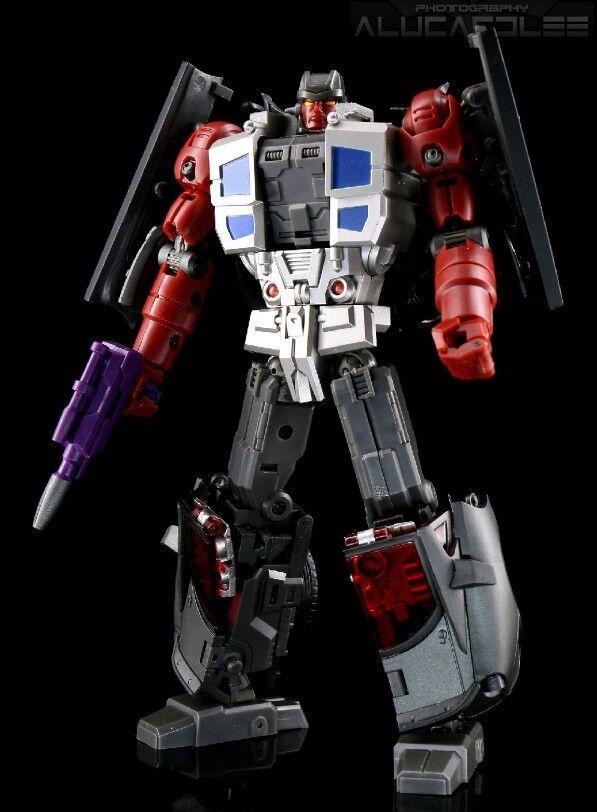 Nouveau transformmission Transformers TFM Havoc M-01 trouble wildrider Menasor Menthe en Boîte Scellée