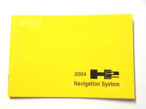GM-2004-Hummer-H2-Navigation-Manual-15200265A
