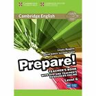Cambridge English Prepare! Level 6 Teacher's Book with DVD and Teacher's Resources Online: Level 6 by Louis Rogers (Mixed media product, 2015)