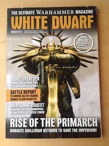 Games Workshop Warhammer 40k Ultimate naine blanche Mars 2107 ~ très bon état ~-afficher le titre d`origine Px7gNKro-08124028-955456024