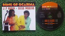 DIEGO MODENA & JEAN-PHILLIPE AUDIN *Song Of Ocarina* ORIGINAL FRANCE CD Single