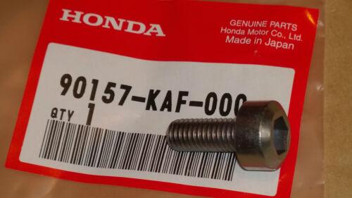 CBR-900-RR Genuine Honda New Front FootPeg Hanger 8x20 Socket Bolt 90157-KAF-000