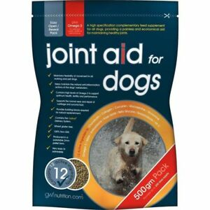 GENUINE-GWF-Joint-Aid-for-Dogs-500-g-Arthritis-Healthly-Joints-Glucosamine