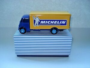 Atlas-Dinky-Supertoy-Guy-Vixen-039-Michelin-039-Van-mint-with-box-1-43