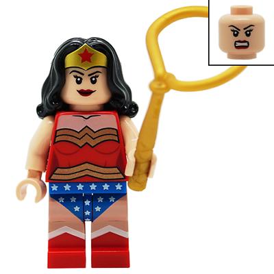 Wonder Woman DC LEGO Minifigures 71209