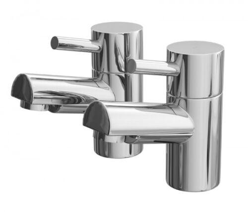 Luxury Chrome Dalton Mono Deck Mounted Bath Taps