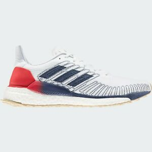 ADIDAS-SOLAR-BOOST-19-M-Men-039-s-Scarpe-Uomo-Running-CLOUD-WHITE-EG2362