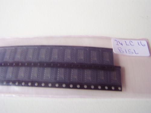 !!! EEPROM e0344 SMD 20 St Microchip 24lc16 ttos
