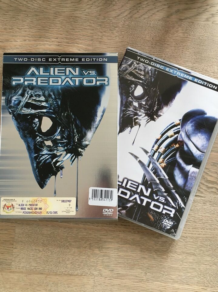 Alien vs. Predator, DVD, science fiction