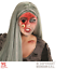 Suspension Eye SFX plaie Halloween Movie Theatre effet spécial Horreur Fancy Dress