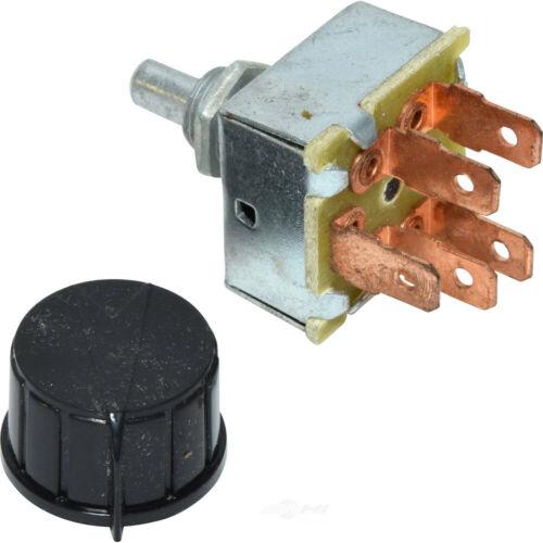 HVAC Blower Control Switch-FLD12064S DIESEL ISX 15.0 UAC SW 1000C Eng Code