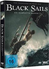 Black Sails - Season 2 (2016) - DVD Neu