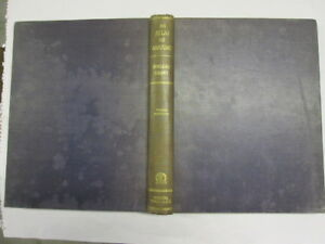 Acceptable-An-atlas-of-anatomy-Grant-J-C-Boileau-1951-01-01-Ex-library-wi