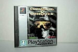 COMMAND-amp-CONQUER-GIOCO-USATO-SONY-PSONE-VERSIONE-ITALIANA-PLATINUM-FR1-43910