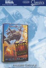 ## SEGA Mega Drive - Desert Strike EA Classics - TOP / MD Spiel ##