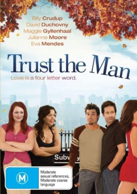 Trust The Man (DVD, 2007) David Duchovny, Maggie Gyllenhaal, Julianne Moore