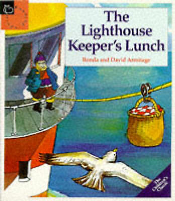 The Lighthouse Keeper's Lunch (Picture Books), Armitage, Ronda,Armitage, David,