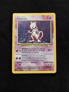 Mewtwo Holo 1st Edition Spanish Base Set Spanish 9 PSA Pokemon #10