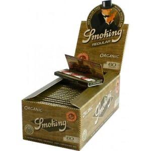 Fumare-per-Rollare-Carta-Standard-Biologico-x-50