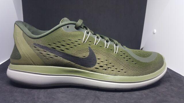 e1213be0f0b3 Men s Nike Flex 2017 RN Running Shoes 898457 300 Sequoia