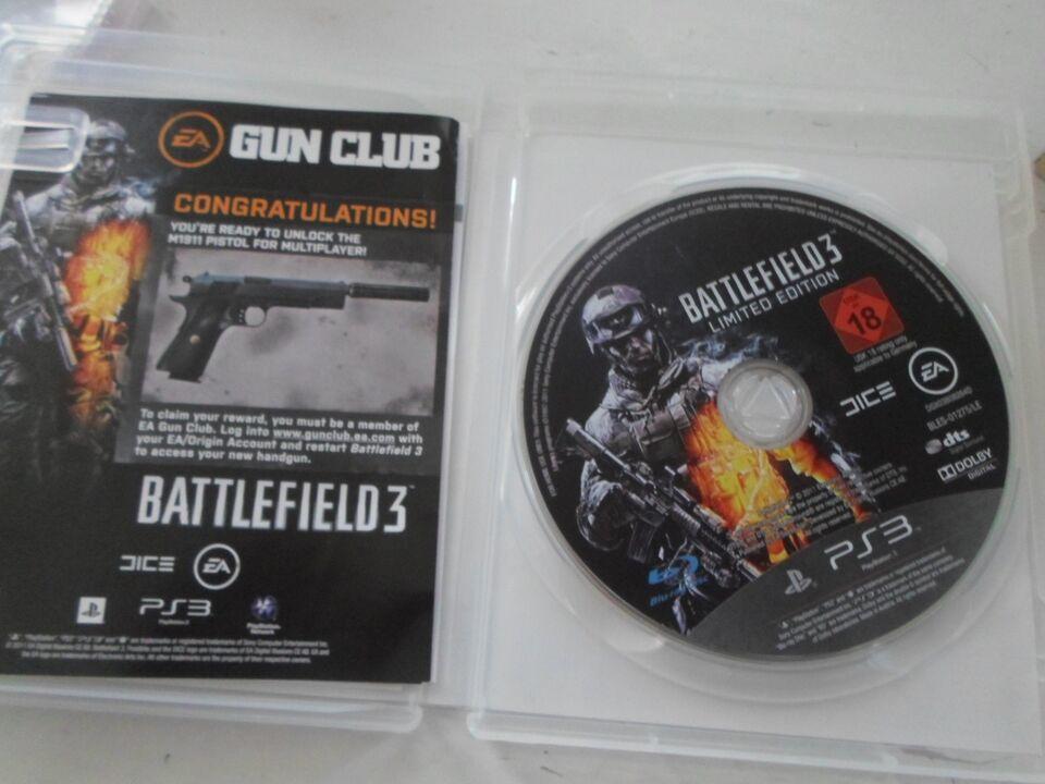 Battlefield 3, PS3
