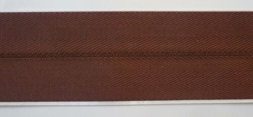1 m Einfassband für Teppich Auslegeware selbstklebend braun