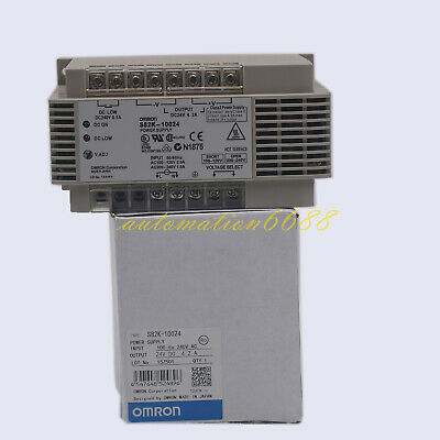 NEW Omron S82K-10024 Power Supply 24VDC 4.2A 100W