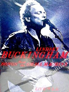 Lindsey Buckingham:Songs from the Small Machine Live CD& DVD